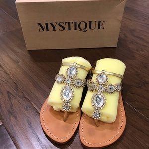 Mystique Sandals size 8